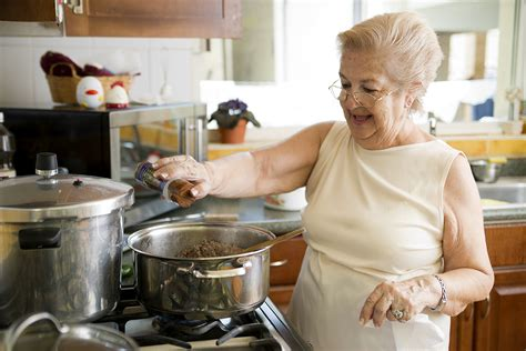 How to keep older adults safe from burns