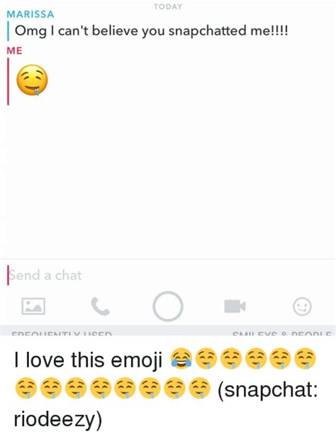 25+ Best Memes About Emoji and Snapchat   Emoji and