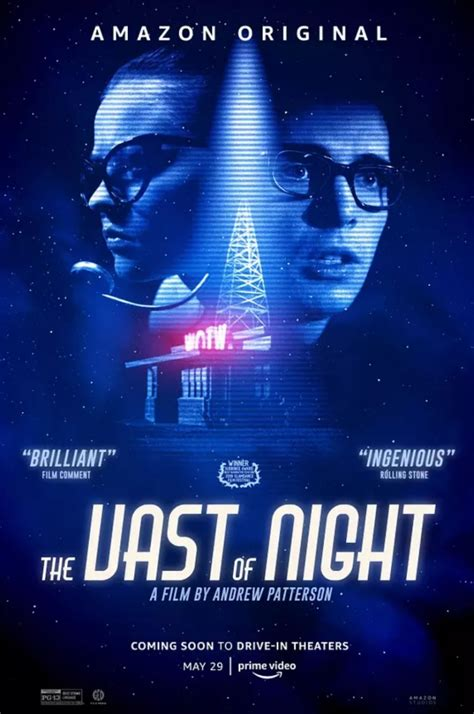 Movie Review – The Vast of Night (2019)