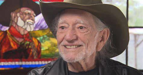 """Willie Nelson is, as the song goes, """"Still Not Dead"""" - CBS"""