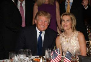 Laura Ingraham with president Donald Trump – Married Biography