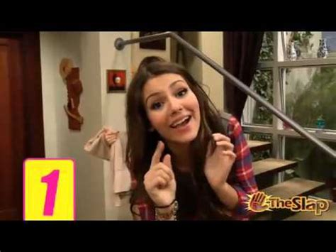 Tori Takes Requests Scaring Trina (Victorious) - YouTube
