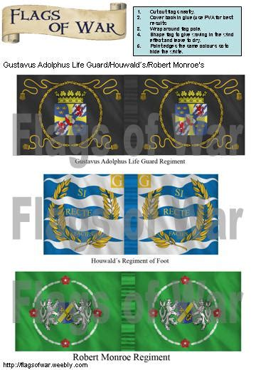 Flags of War: 28mm Thirty Years War Flags added