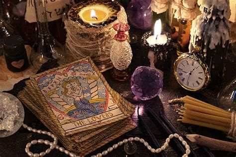 Best Tarot Cards Stock Photos, Pictures & Royalty-Free