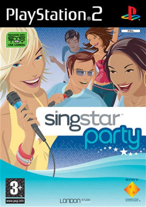 Singstar - Party - PlayStation 2 - Discshop