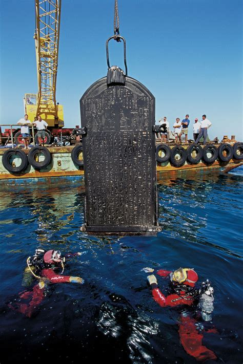 Heracleion Photos: Lost Egyptian City Revealed After 1,200