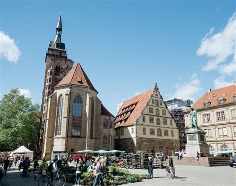 How to Spend 24 Hours in Stuttgart, Germany