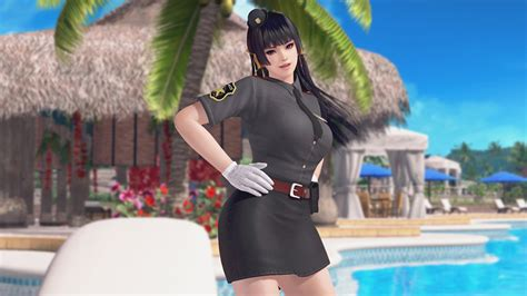 PS4/PS Vita Exclusive Dead or Alive Xtreme 3 Gets Sexy