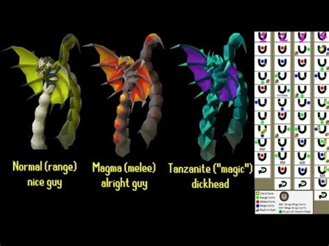 A noob friendly mage only Zulrah guide, which I promised a