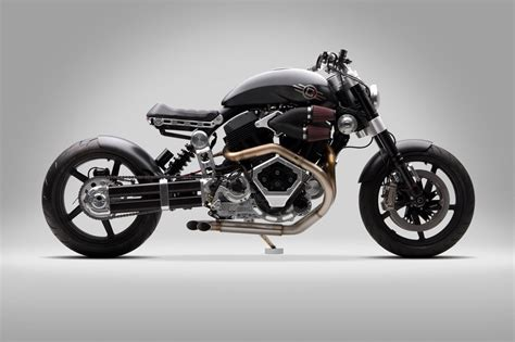 New Confederate X132 Hellcat Motorcycle