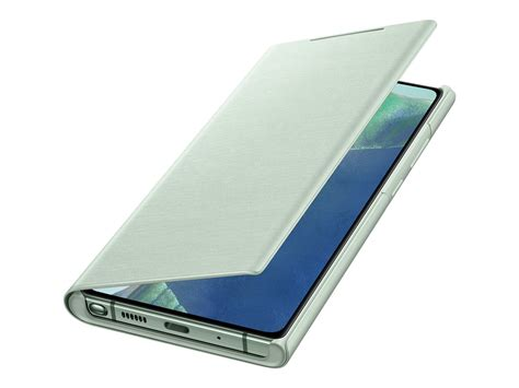 Samsung Led View Cover Galaxy Note 20 Mystic Green , Ringup
