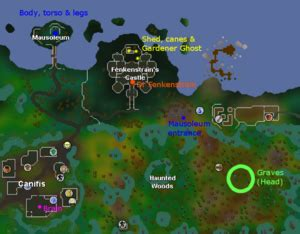 Creature of Fenkenstrain/Quick guide - OSRS Wiki