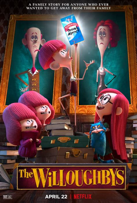 Watch the trailer for new animated movie 'The Willoughbys'