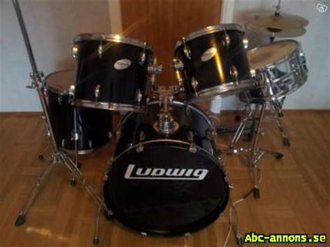 Ludwig Accent Trumset billigt