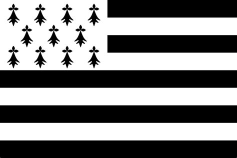 File:Flag of Brittany