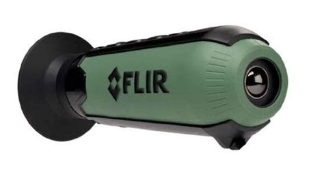 REVIEW: Flir Scout TK Thermal Imaging Scope   The Test Pit