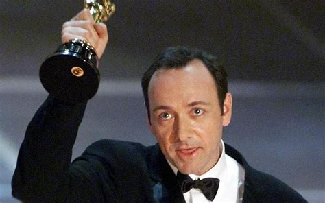 Did Kevin Spacey hint at his behaviour in his American
