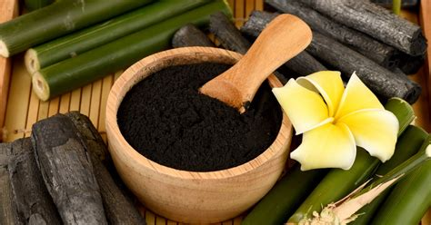 Activated Charcoal for Beauty | Taste For Life