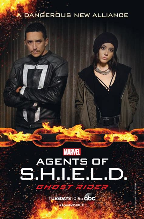 'Agents Of SHIELD' Season 4 Fall Finale Includes New