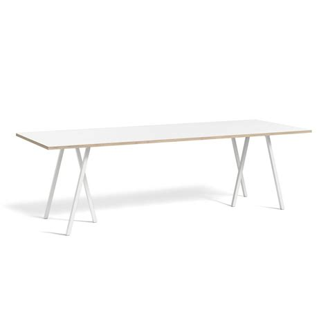 Loop Stand Vit 160 cm | Table, Home decor, Furniture