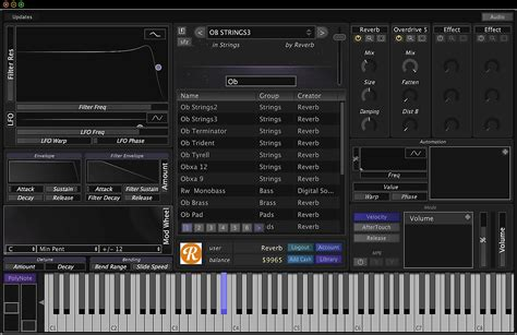 Get Stagecraft Infinity Synth FREE exclusively at Reverb