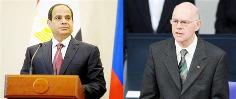 Should Al-Sisi cancel his visit to Germany? - Daily News Egypt