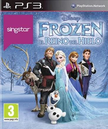 Singstar Frozen - Download game PS3 PS4 PS2 RPCS3 PC free