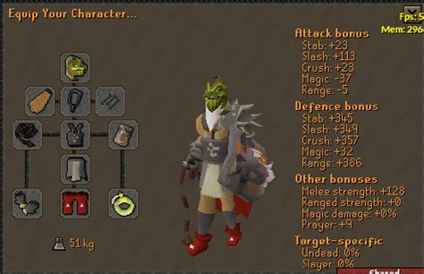 Any way to upgrade this wyverns setup? : 2007scape
