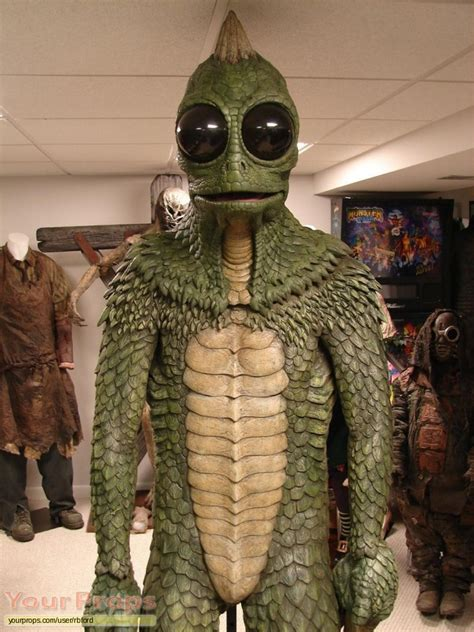Land of the Lost Complete Screen Used Sleestak Costume