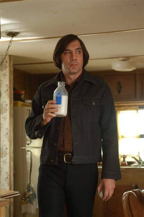 """Javier Bardem In""""No Country for Old Men"""" (2007)Brothers"""