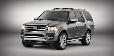 2015 Ford Expedition Revealed with 3