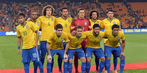 Final squads of all 32 teams in the 2014 FIFA World Cup