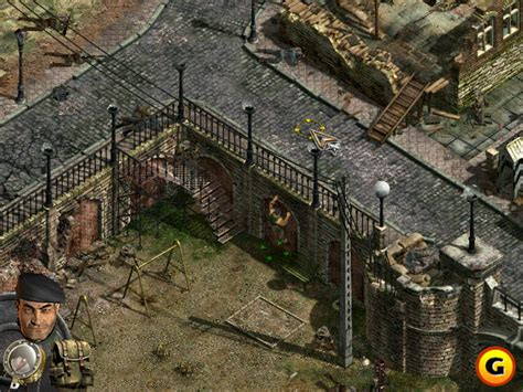 MiRzA---ChOiCe: Commandos 1 Behind The Enemy Lines PC Game