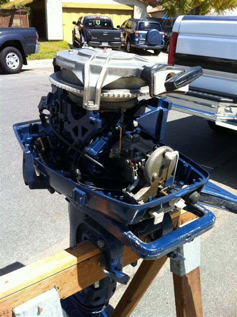 Evinrude Sportster 25 Hp | Saltwater Fishing Forums