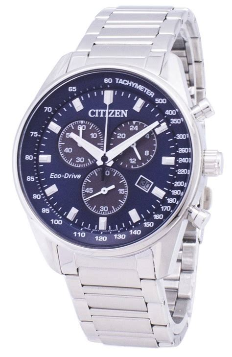 Citizen Eco-Drive AT2390-82L Chronograph Mens Watch