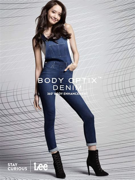 Yoona - Lee Jeans Promotional Pictures | Manuth Chek's
