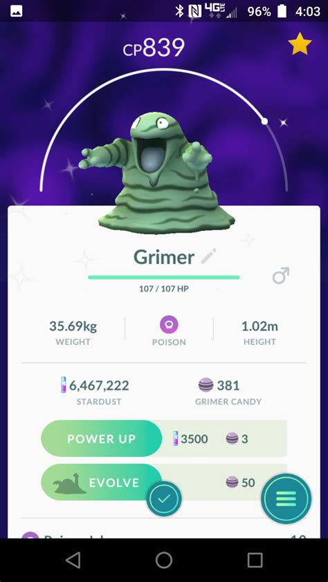 Grimer can now be shiny! : TheSilphRoad