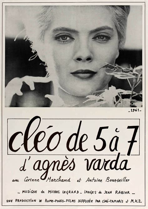Women's Pictures: Agnes Varda's Cléo From 5 to 7 - Blog
