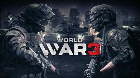 Tactical FPS Game World War 3 Will Release In Early Access