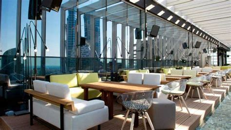 Siddharta Lounge - Rooftop bar in Dubai | The Rooftop Guide