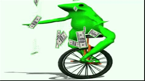here come dat boi! thug life - YouTube