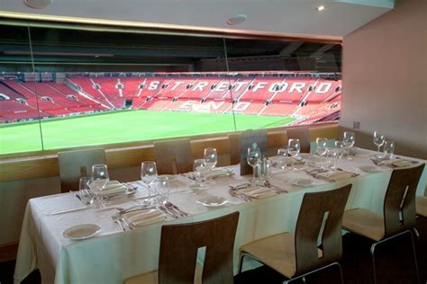 Manchester United Hospitality & VIP Ticket Packages | Old