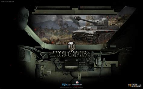 Loading screens of wot for World of Tanks