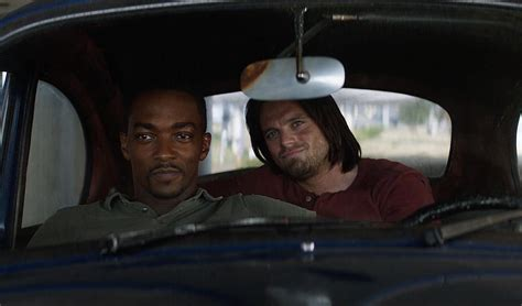 What the Bucky Barnes and Sam Wilson Show Should Be Based