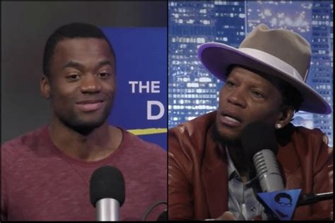 DL Hughley's Son: I Thought Dad Hated Me Because I'm