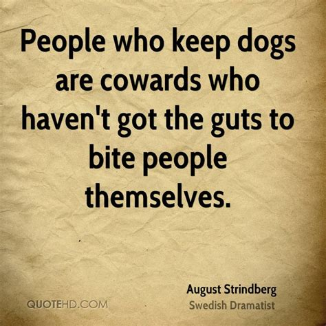 August Strindberg Quotes