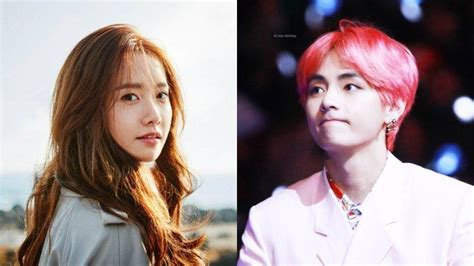 Fanboy Goals! Look How Close BTS' V and SNSD's Yoona
