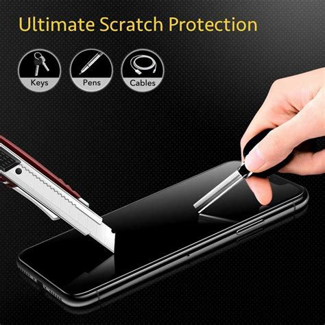 Tempered Glass Screen Protector for iPhone 11 Pro/XS/X - ESR