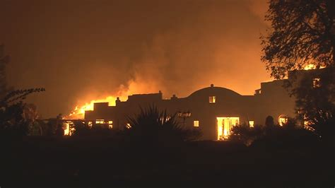 New wildfire breaks out in California - KOBI-TV NBC5