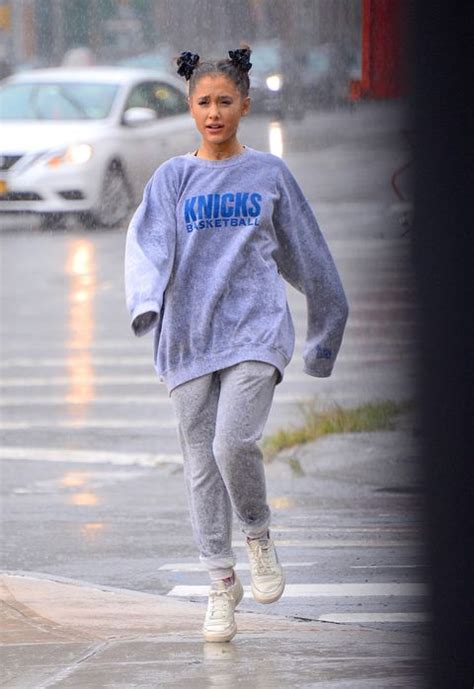 Ariana Grande Appeared In Public For the First Time Since